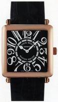 Franck Muller Master Square Ladies Large Large Ladies Wristwatch 6002 M QZ R-40