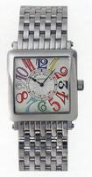 Franck Muller Master Square Ladies Small Small Ladies Wristwatch 6002 S QZ COL DRM R-12