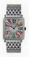 Franck Muller Master Square Ladies Small Small Ladies Wristwatch 6002 S QZ COL DRM R-5
