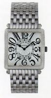 Franck Muller Master Square Ladies Small Small Ladies Wristwatch 6002 S QZ COL DRM R-6