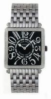 Franck Muller Master Square Ladies Small Small Ladies Wristwatch 6002 S QZ COL DRM R-7