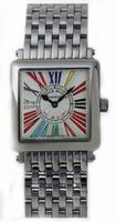 Franck Muller Master Square Ladies Small Small Ladies Wristwatch 6002 S QZ COL DRM R-8