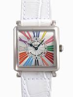 Franck Muller Master Square Ladies Medium Midsize Ladies Wristwatch 6002LQZ