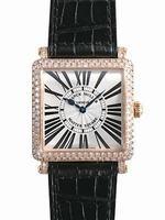 Franck Muller Master Square Ladies Medium Midsize Ladies Wristwatch 6002LQZD