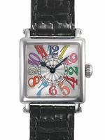 Franck Muller Master Square Ladies Small Small Ladies Wristwatch 6002PQZV COL DRM