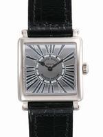 Franck Muller Master Square Ladies Medium Midsize Ladies Wristwatch 6002SQZ