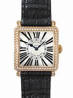 Franck Muller Master Square Ladies Medium Midsize Ladies Wristwatch 6002SQZD