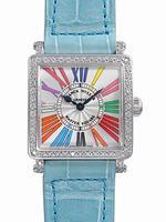 Franck Muller Master Square Ladies Medium Midsize Ladies Wristwatch 6002SQZDP COL