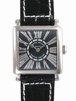 Franck Muller Master Square Ladies Medium Midsize Ladies Wristwatch 6002SQZRELIEF