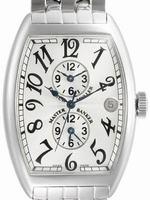 Franck Muller Master Banker Large Mens Wristwatch 6850 MB