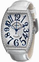 Franck Muller Cintree Curvex Classique Midsize Ladies Ladies Wristwatch 6850 SC SUN D