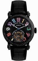 Franck Muller Ronde Large Ladies Ladies Wristwatch 7002 NR T COL DRM D