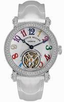 Franck Muller Ronde Large Ladies Ladies Wristwatch 7002 T COL DRM D