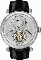 Franck Muller DOUBLE MYSTERY Large Mens Wristwatch 7008 T DM