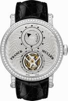Franck Muller DOUBLE MYSTERY Large Mens Wristwatch 7008 T DM D