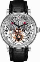 Franck Muller Giga Tourbillon Large Mens Wristwatch 7048 T G SQT BR