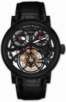 Franck Muller Giga Tourbillon Large Mens Wristwatch 7048 T G SQT BR NR