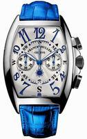 Franck Muller Mariner Midsize Mens Wristwatch 7080 CC AT MAR