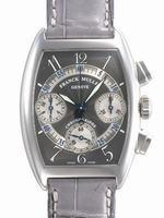 Franck Muller Chronograph Large Mens Wristwatch 7502CC