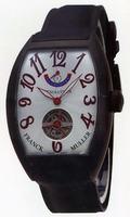 Franck Muller Revolution 1 Tourbillon Midsize Mens Wristwatch 7850 T REV 1-2