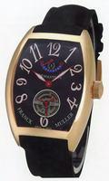 Franck Muller Revolution 1 Tourbillon Midsize Mens Wristwatch 7850 T REV 1-5