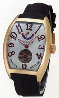 Franck Muller Revolution 1 Tourbillon Midsize Mens Wristwatch 7850 T REV 1-6