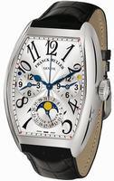 Franck Muller Master Banker Midsize Mens Wristwatch 7880 MB L DT