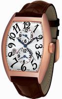 Franck Muller Master Banker Large Mens Wristwatch 7880 MB SC DT