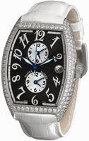 Franck Muller Master Banker Large Mens Wristwatch 7880 MB SC DT D