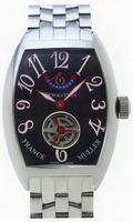 Franck Muller Minute Repeater Tourbillon Extra-Large Mens Wristwatch 7880 RM T-1