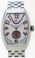 Franck Muller Minute Repeater Tourbillon Extra-Large Mens Wristwatch 7880 RM T-2
