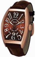Franck Muller Classique Large Mens Wristwatch 7880 SC DT