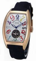 Franck Muller Cintree Curvex Crazy Hours Tourbillon Extra-Large Mens Wristwatch 7880 T CH COL DRM-10