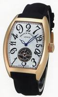 Cintree Curvex Crazy Hours Tourbillon