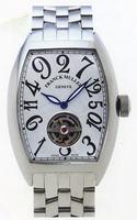 Franck Muller Cintree Curvex Crazy Hours Tourbillon Extra-Large Mens Wristwatch 7880 T CH COL DRM-4