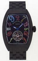 Franck Muller Cintree Curvex Crazy Hours Tourbillon Extra-Large Mens Wristwatch 7880 T CH COL DRM-5