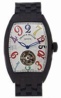 Franck Muller Cintree Curvex Crazy Hours Tourbillon Extra-Large Mens Wristwatch 7880 T CH COL DRM-6