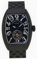 Franck Muller Cintree Curvex Crazy Hours Tourbillon Extra-Large Mens Wristwatch 7880 T CH COL DRM-7
