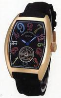Franck Muller Cintree Curvex Crazy Hours Tourbillon Extra-Large Mens Wristwatch 7880 T CH COL DRM-9