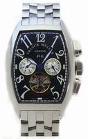 Franck Muller Master Calendar Tourbillon Midsize Mens Wristwatch 7880 T MC-1