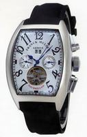Franck Muller Master Calendar Tourbillon Midsize Mens Wristwatch 7880 T MC-5