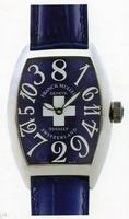 Franck Muller Cintree Curvex Totally Crazy Large Mens Wristwatch 7880 TT CH COL DRM-1