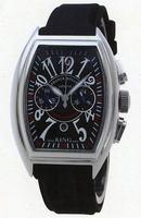 Franck Muller King Conquistador Chronograph Large Mens Wristwatch 8005 K CC-1