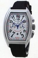 Franck Muller King Conquistador Chronograph Large Mens Wristwatch 8005 K CC-2