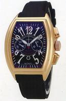 Franck Muller King Conquistador Chronograph Large Mens Wristwatch 8005 K CC-3