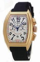 Franck Muller King Conquistador Chronograph Large Mens Wristwatch 8005 K CC-4
