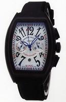 Franck Muller King Conquistador Chronograph Large Mens Wristwatch 8005 K CC-6