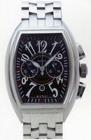 Franck Muller King Conquistador Chronograph Large Mens Wristwatch 8005 K CC O-2