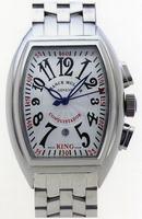 Franck Muller King Conquistador Large Mens Wristwatch 8005 K SC O-1