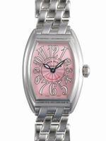 Franck Muller Conquistador Large Ladies Ladies Wristwatch 8005LQZ